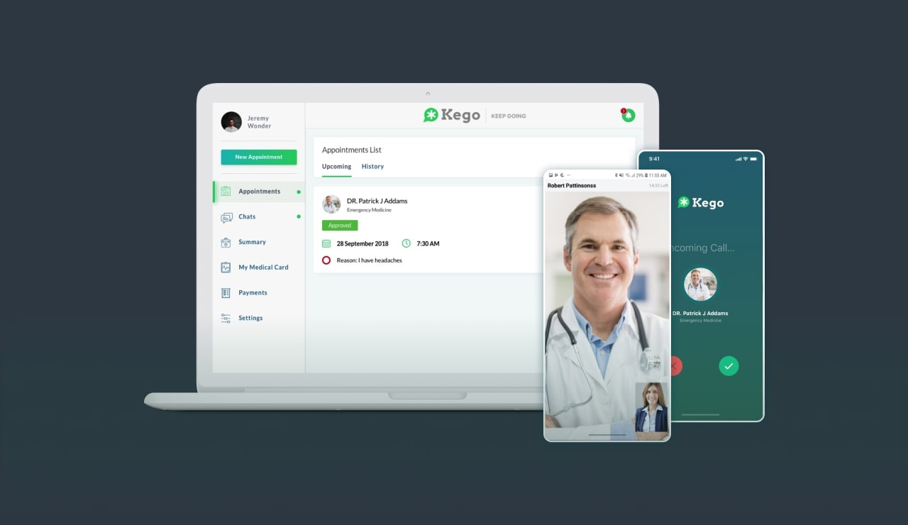 HIPAA compliant tool built by Riseapps