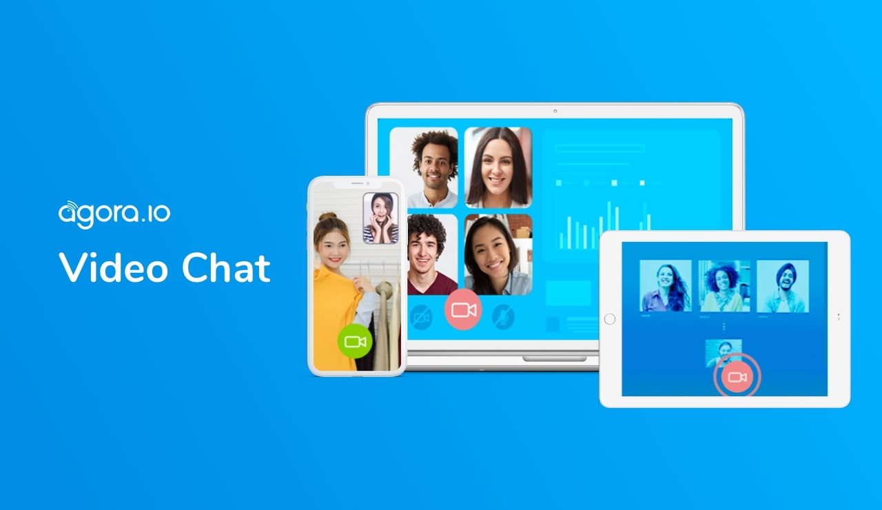 Agora can offer a video chat SDK
